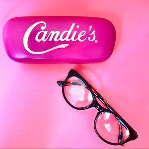 Candie's Eyeglasses 0138 Havana Blue/Black